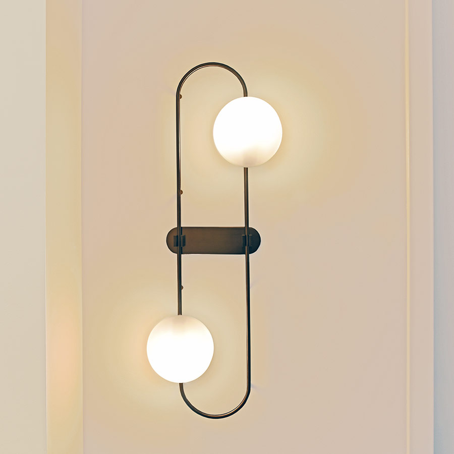 Raymond Wall Sconce Lusive Lighting Custom