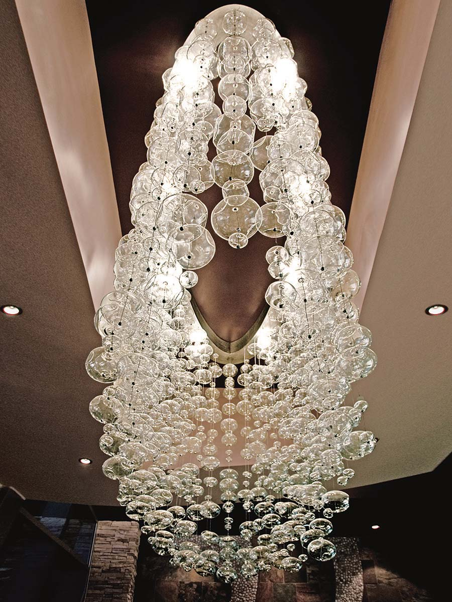 Abalar Chandelier at Lusive.com