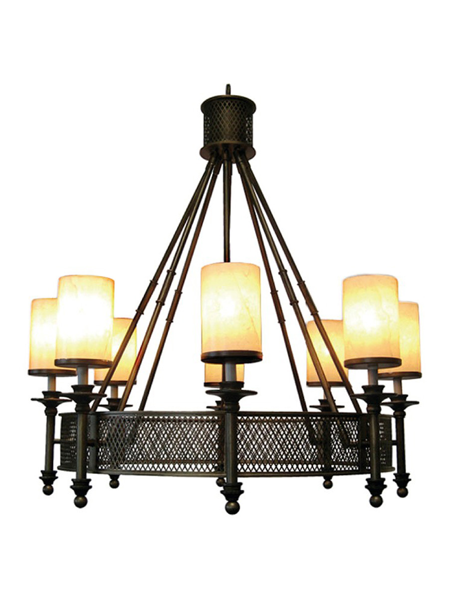 Belfort Chandelier at Lusive.com