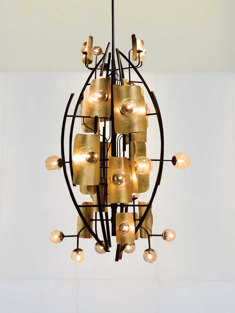 Blakely Chandelier at Lusive.com