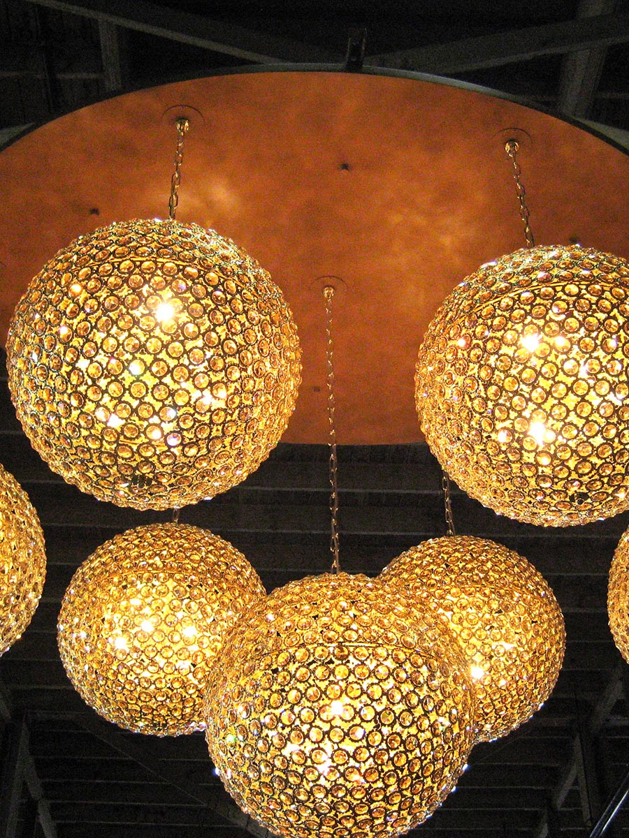 Bolero Pendant at Lusive.com