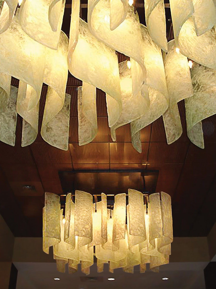Capri Chandelier at Lusive.com