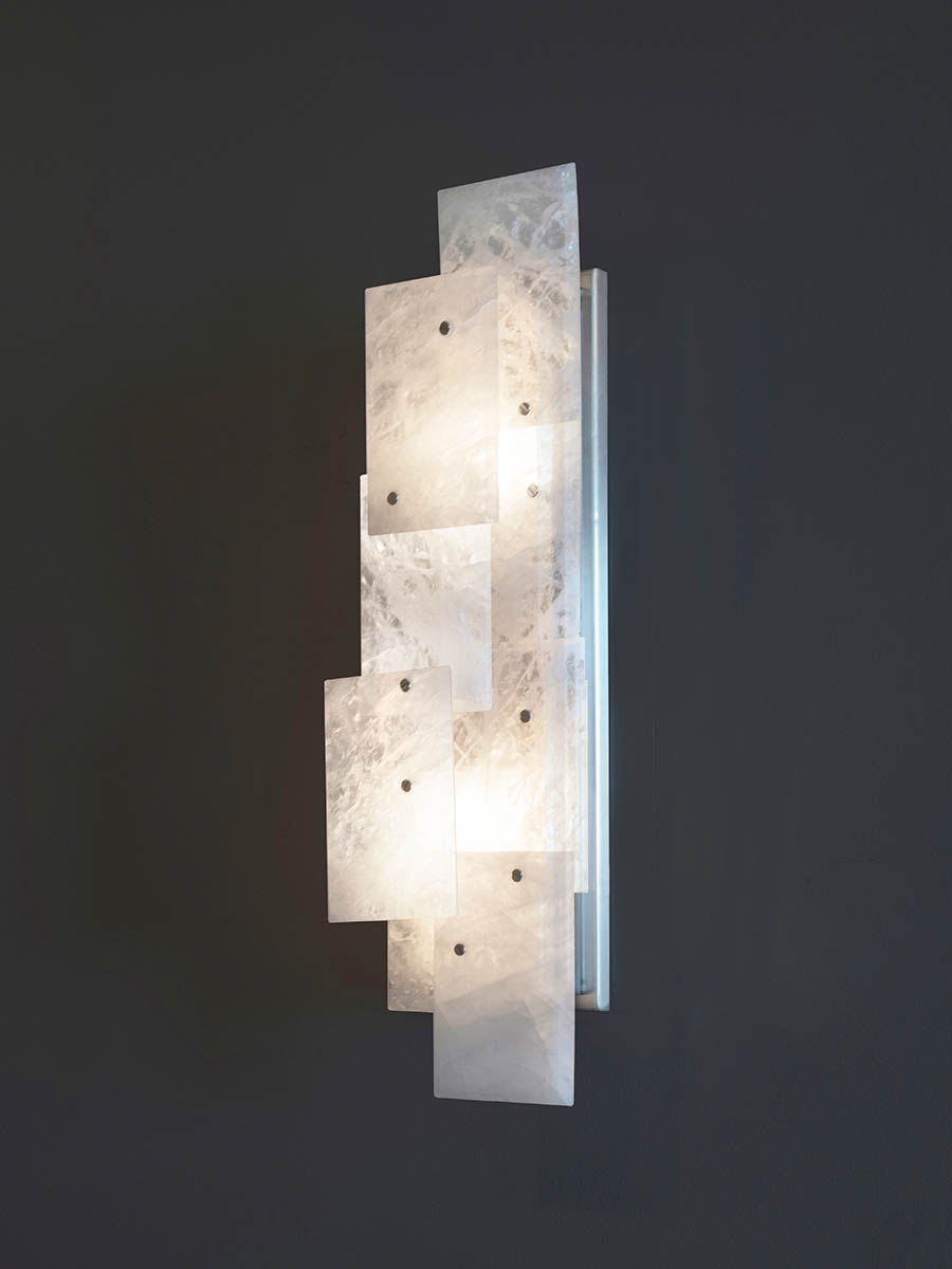 Cassandra Wall Sconce at Lusive.com