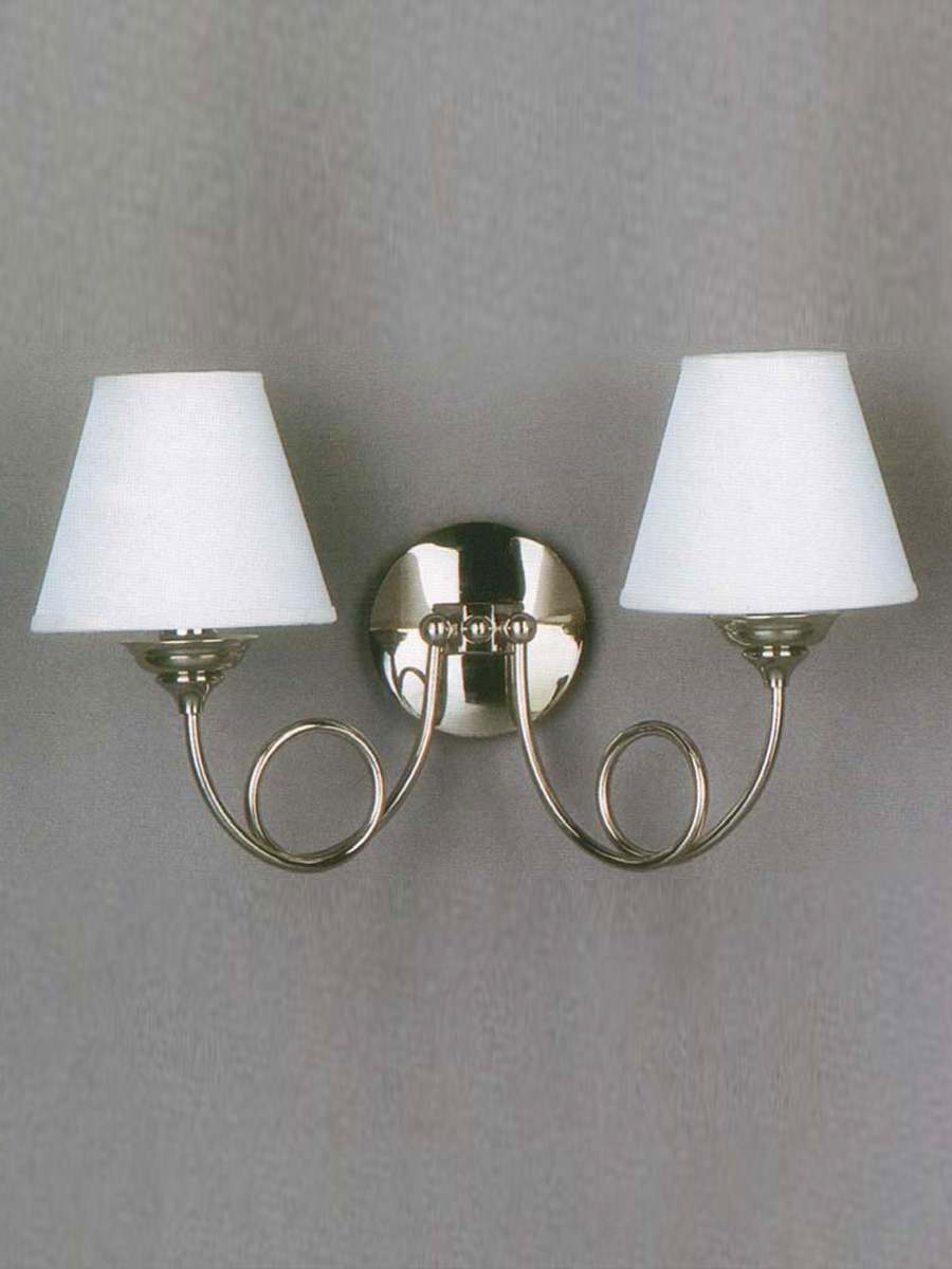 Circle Wall Sconce at Lusive.com