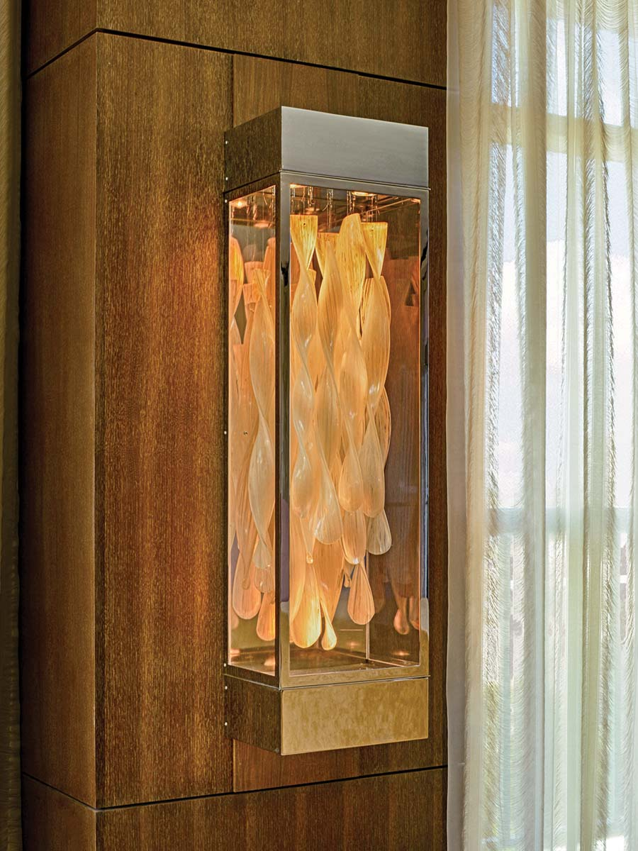 Columbia Wall Sconce at Lusive.com