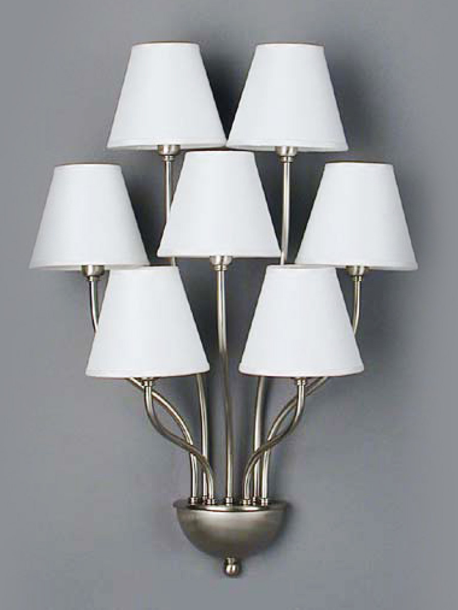 Evian Wall Sconce at Lusive.com