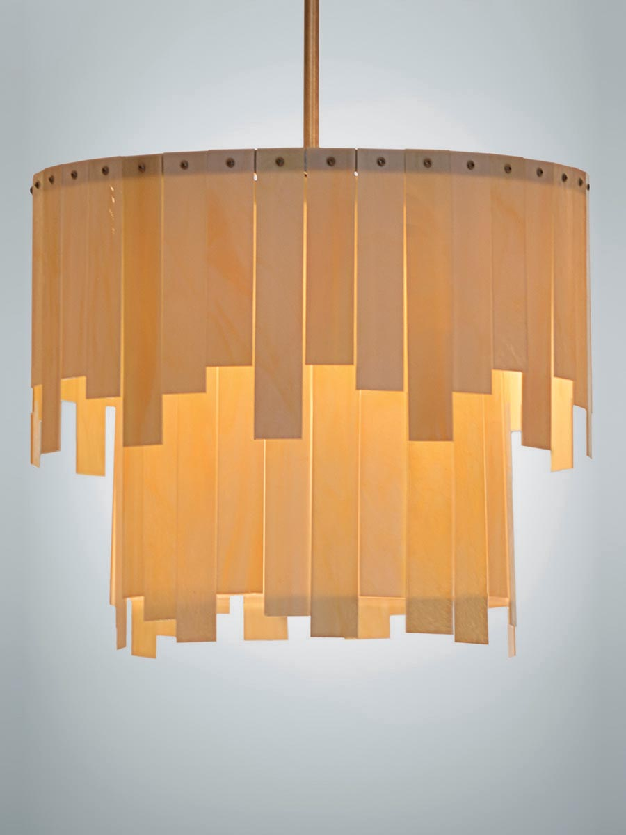 Hayworth Pendant at Lusive.com