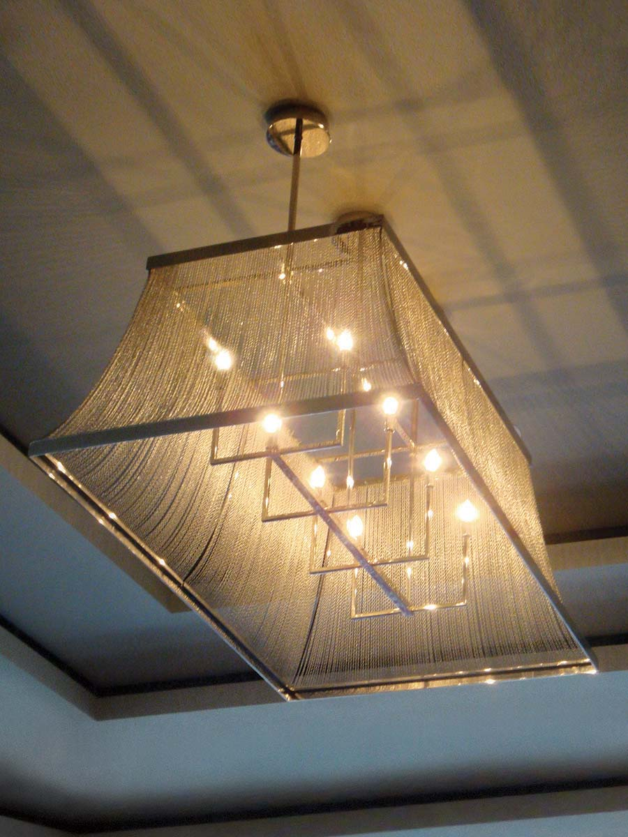 Lafitte Chandelier at Lusive.com