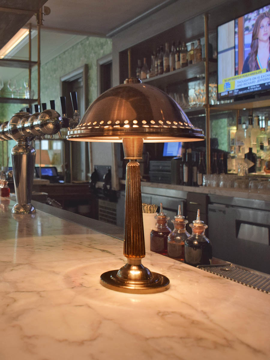 Louis Table Lamp at Lusive.com