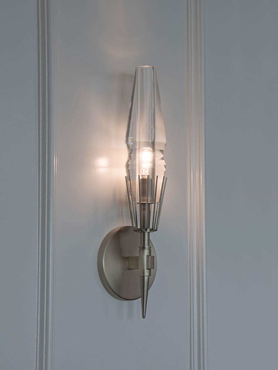 Macie Wall Sconce at Lusive.com