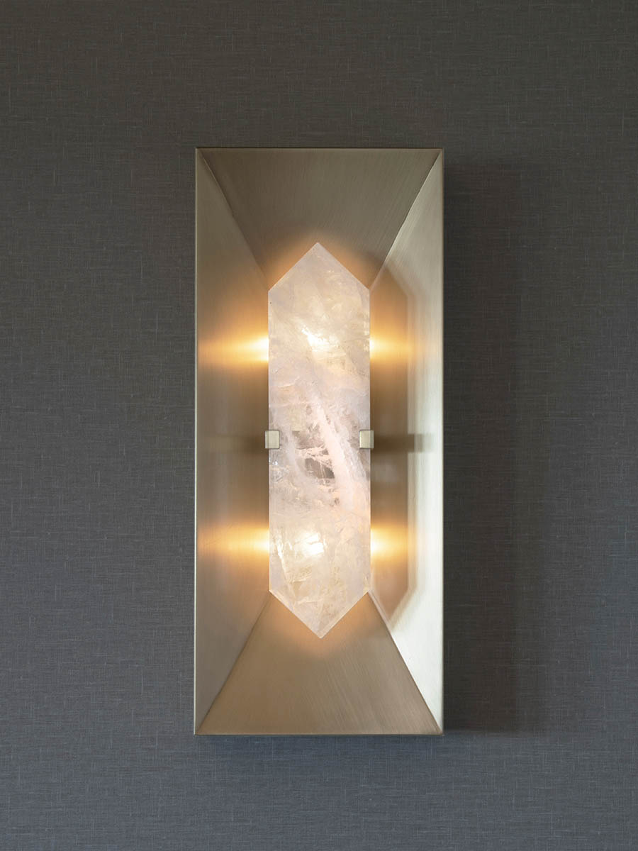 Marisa Wall Sconce at Lusive.com