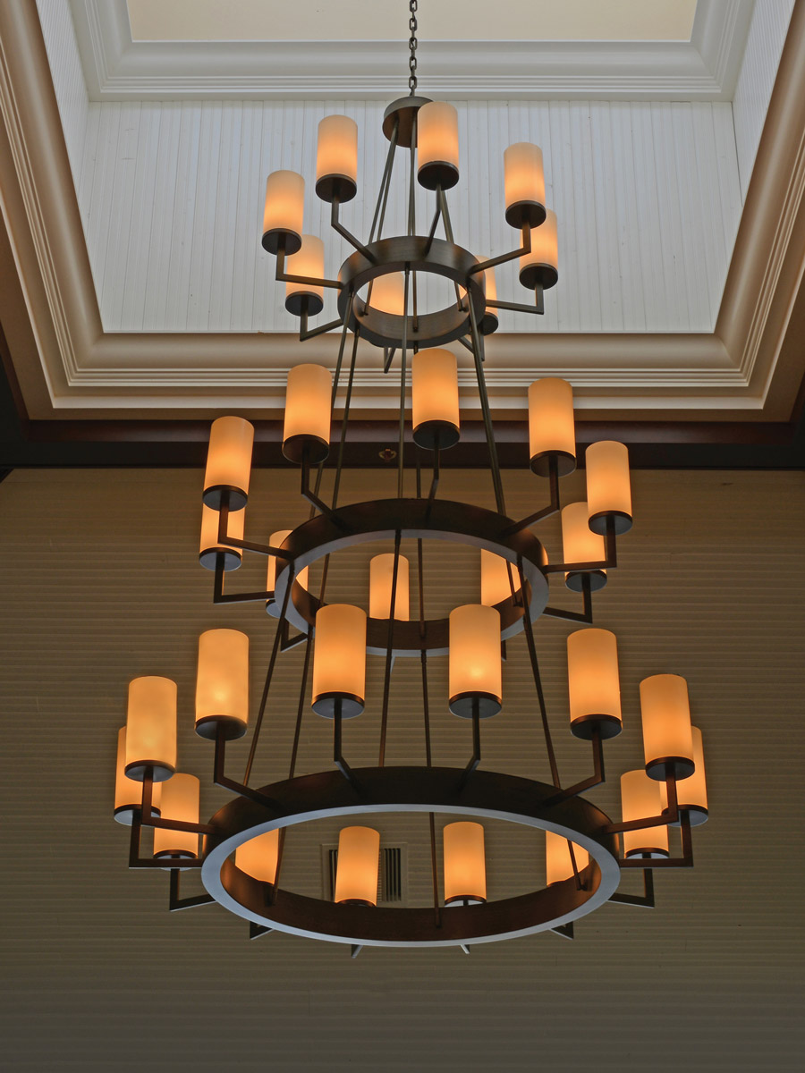 Montgomery Chandelier at Lusive.com