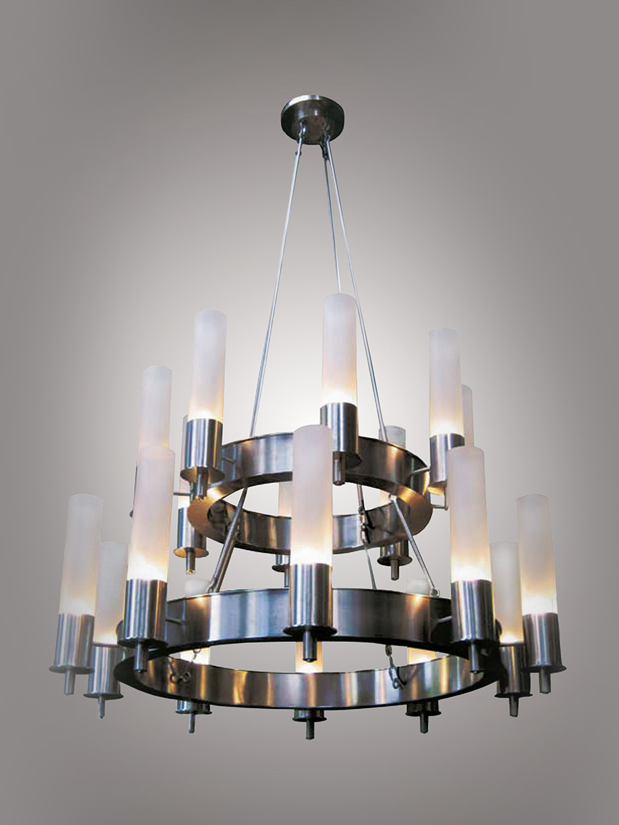 Mouton Chandelier at Lusive.com