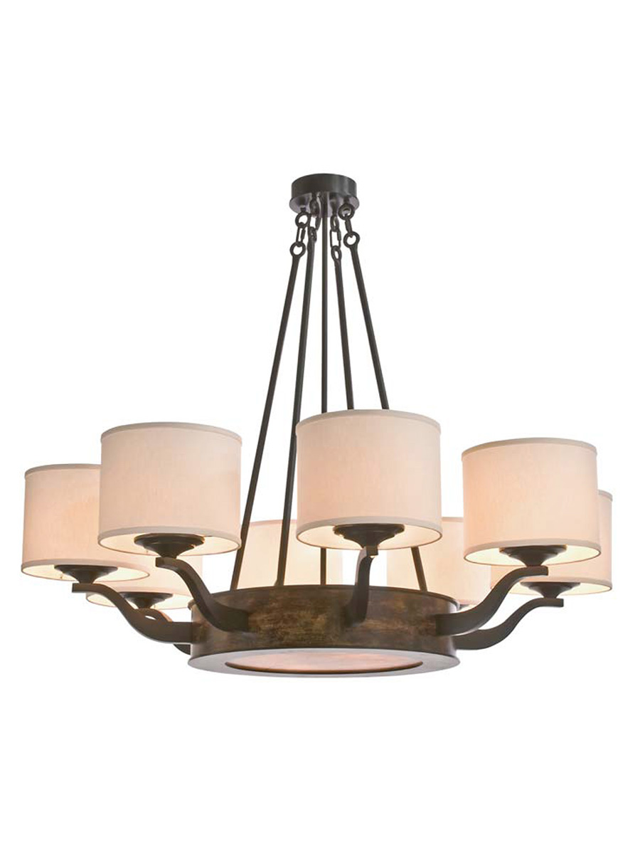 Olivia Chandelier (Single Tier) at Lusive.com