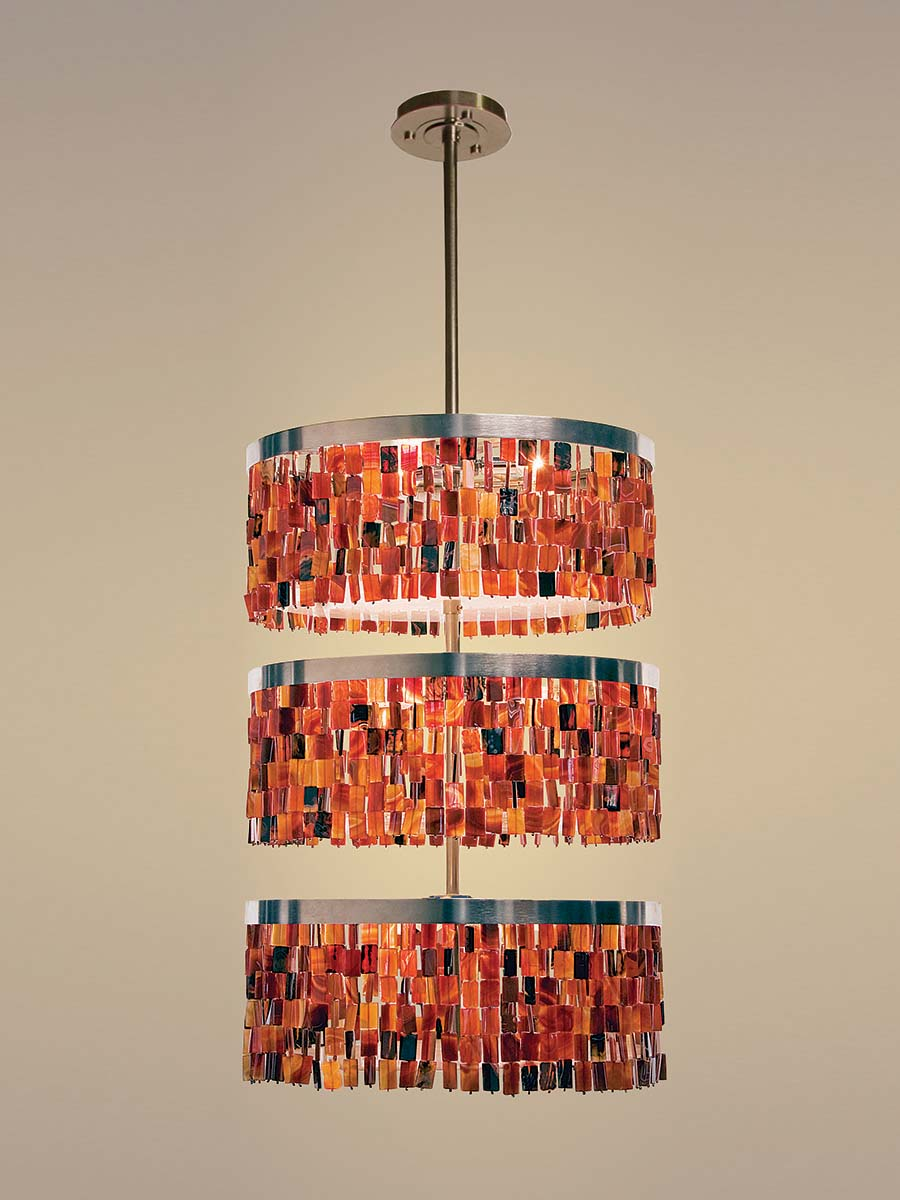 Pietra Chandelier at Lusive.com