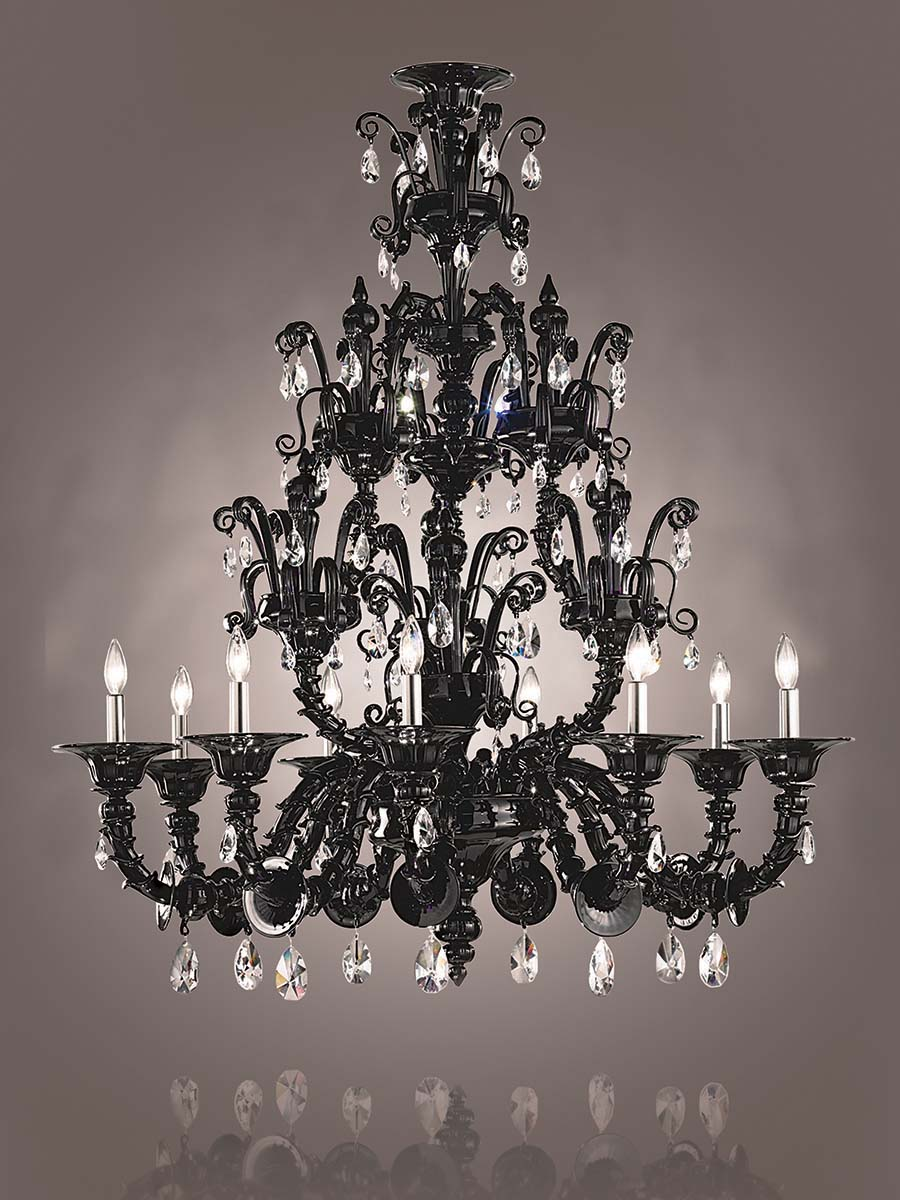 Rezzonico Chandelier at Lusive.com