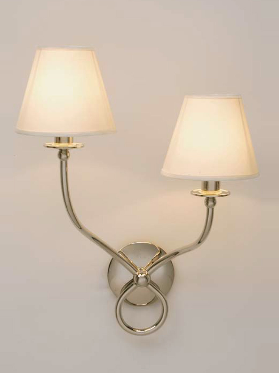 Ribbon Wall Sconce at Lusive.com
