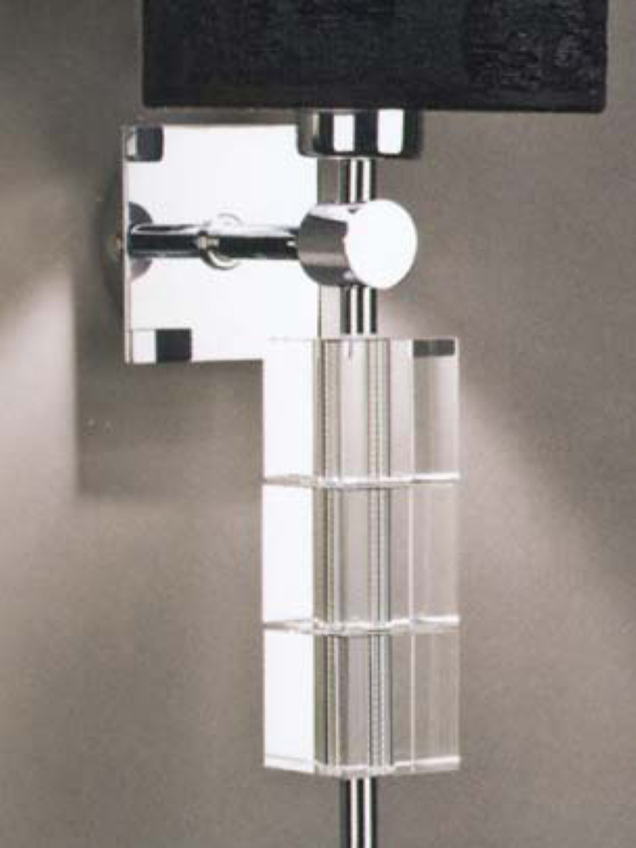 Solid Cubes Wall Sconce at Lusive.com