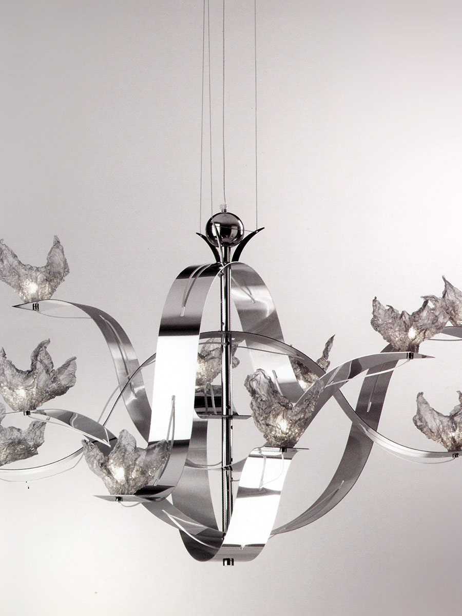 Steelfly Pendant at Lusive.com