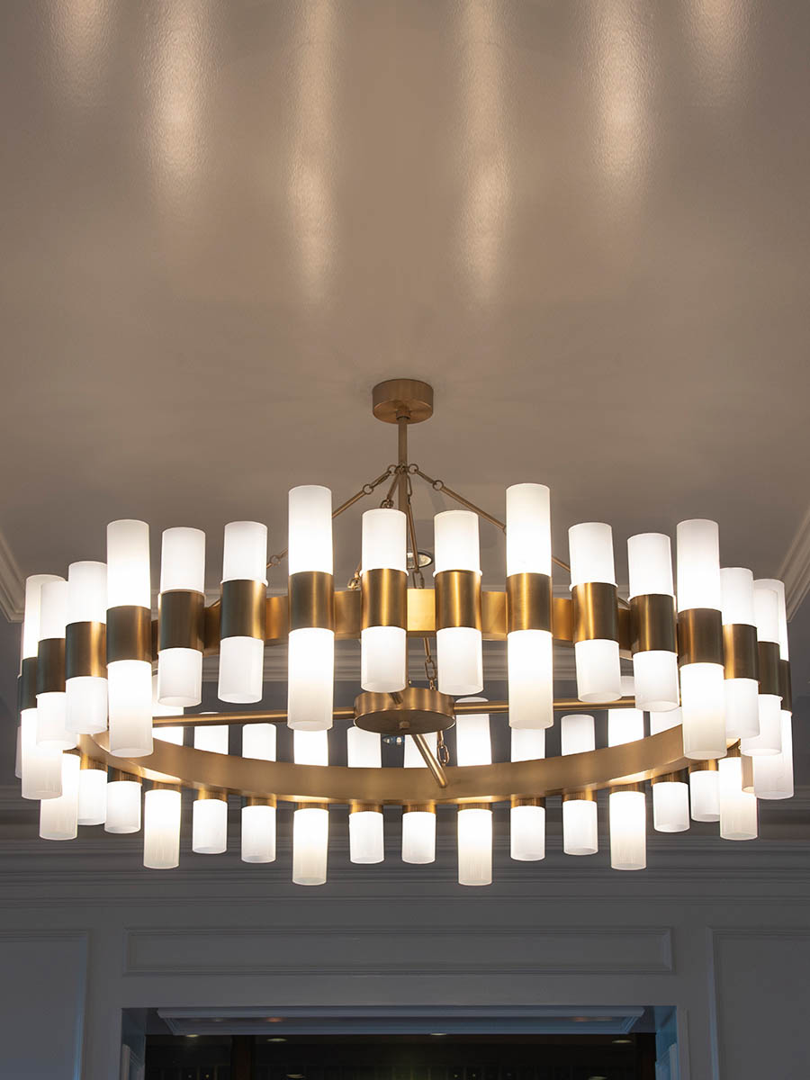 Titian Chandelier at Lusive.com