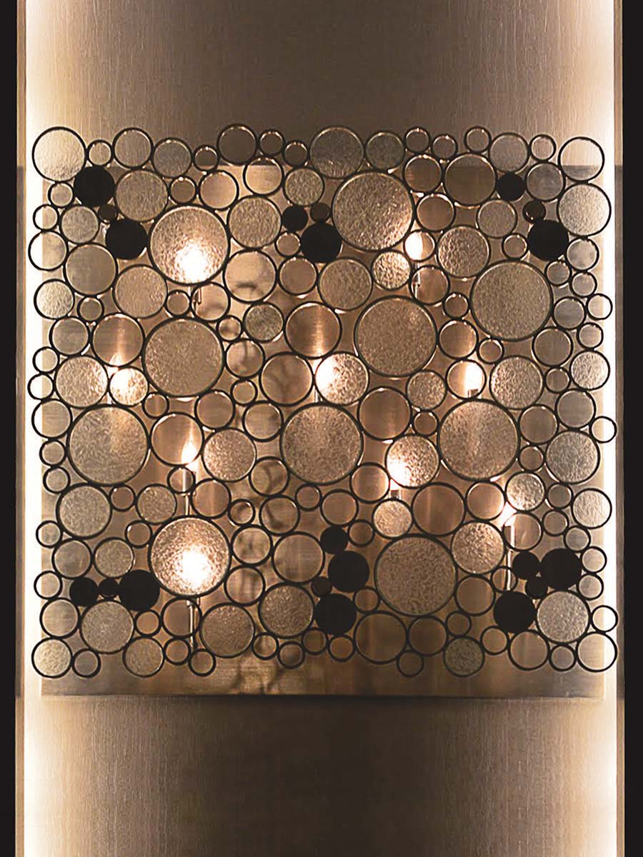 Tivoli Sconce at Lusive.com