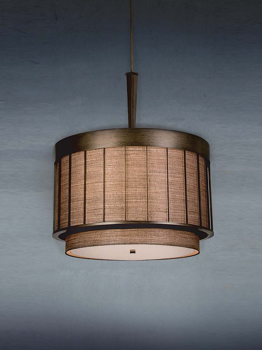 Toulouse Pendant at Lusive.com