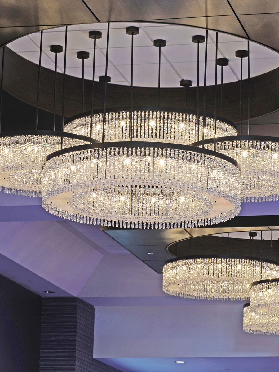 Adagio Chandelier at Lusive.com