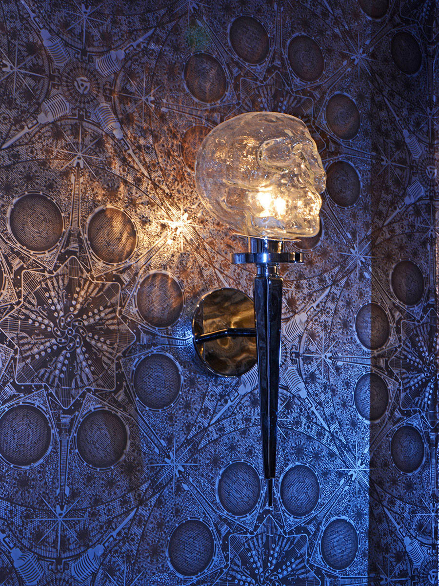 Assisi Sconce at Lusive.com