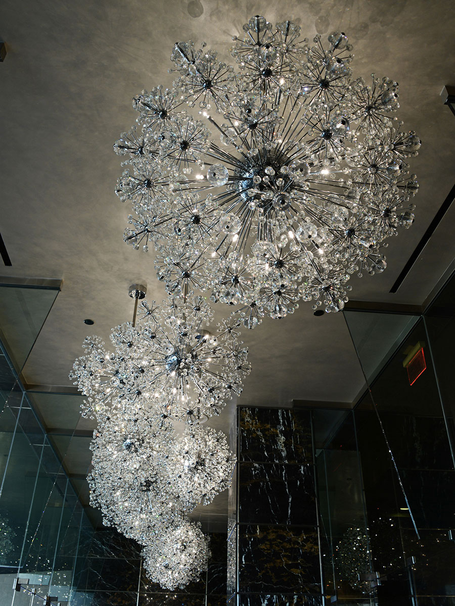 Astra Chandelier at Lusive.com