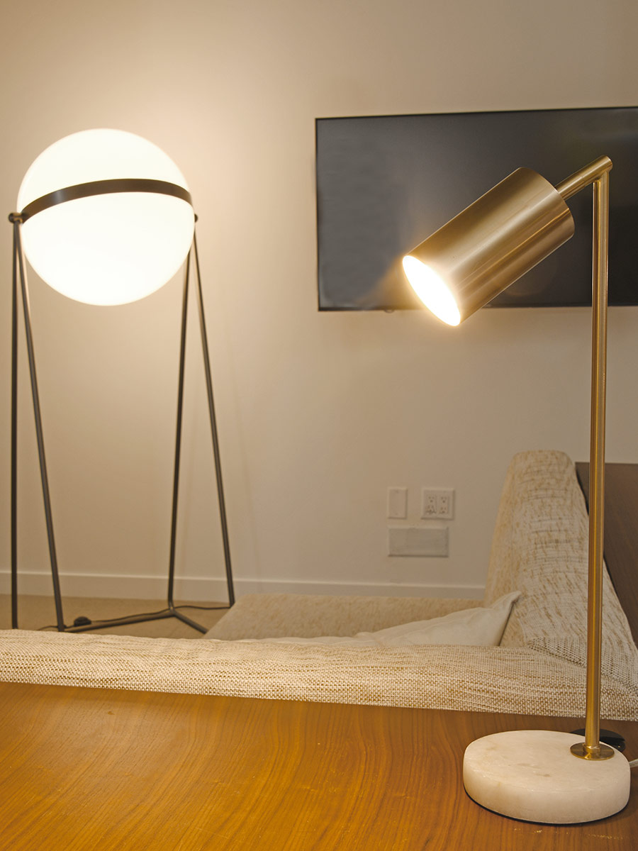 Christopher Table Lamp at Lusive.com