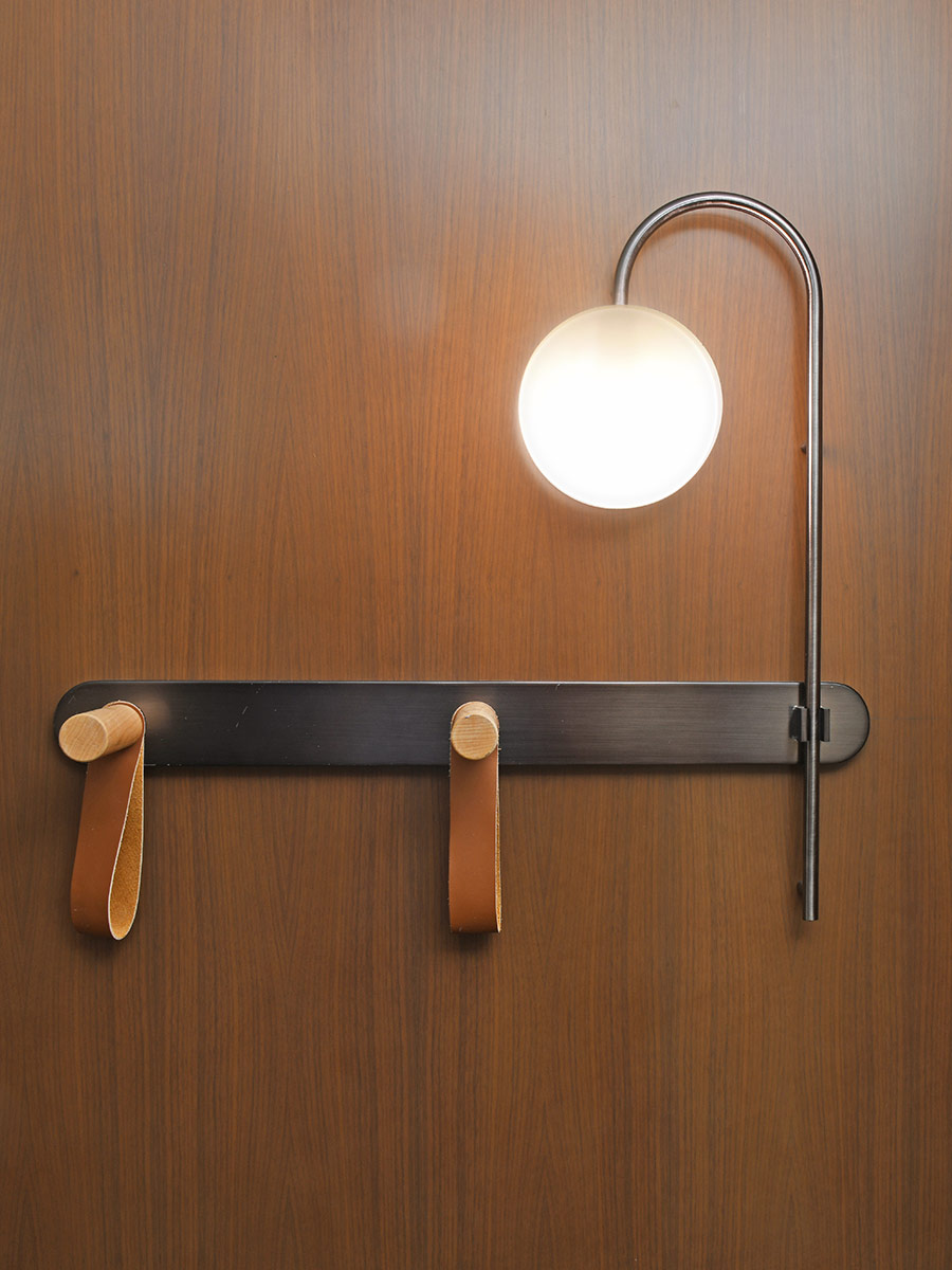 Lawrence Wall Sconce at Lusive.com