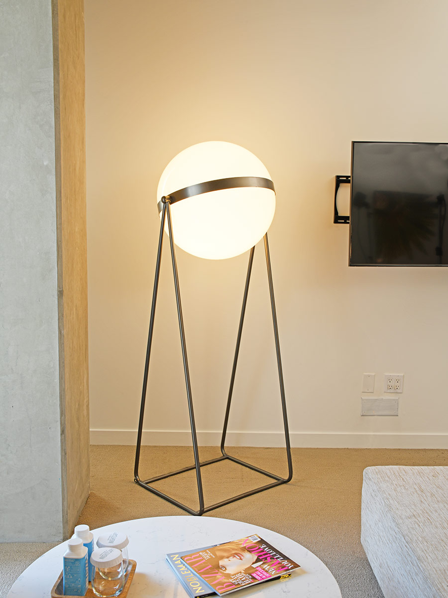 Metro Floor Lamp at Lusive.com