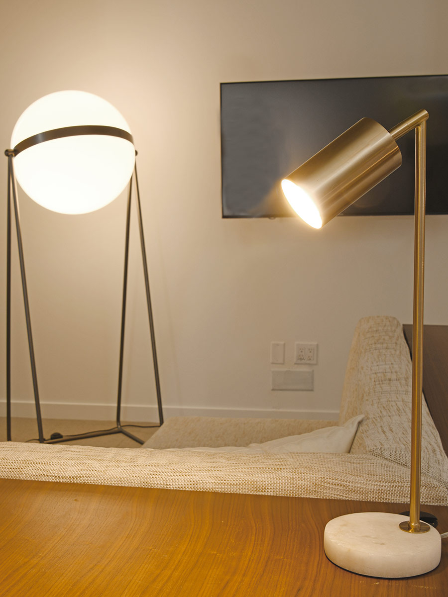 Metro Floor Lamp Lusive Lighting Custom Lighting Lighting