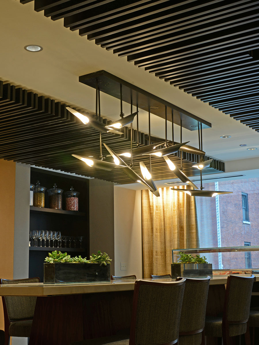Oscar Chandelier at Lusive.com