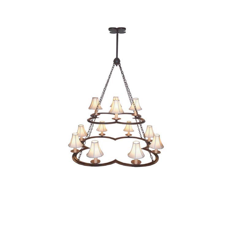 Angelique 12 Light Pendant at Lusive.com
