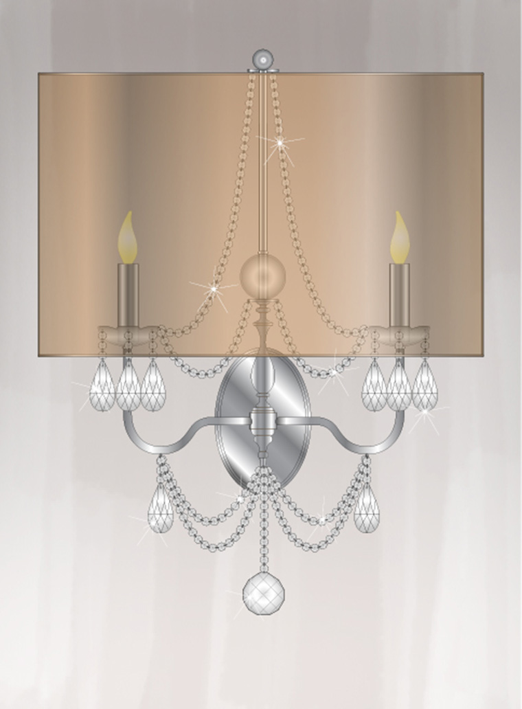 Anya Sconce at Lusive.com